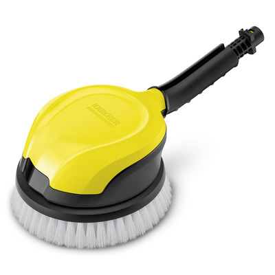 Rotating Wash Brush